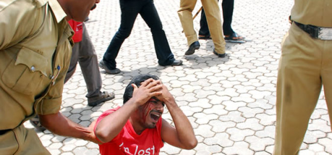 വ്യാജപരാതി: യു.പി.യില് 10 പാസ്റ്റര്മാരെ പോലീസ് കസ്റ്റഡിയിലെടുത്തു